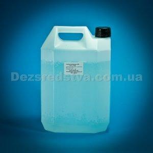 Перекись водорода(пергидроль) (35%), кан. 5 кг