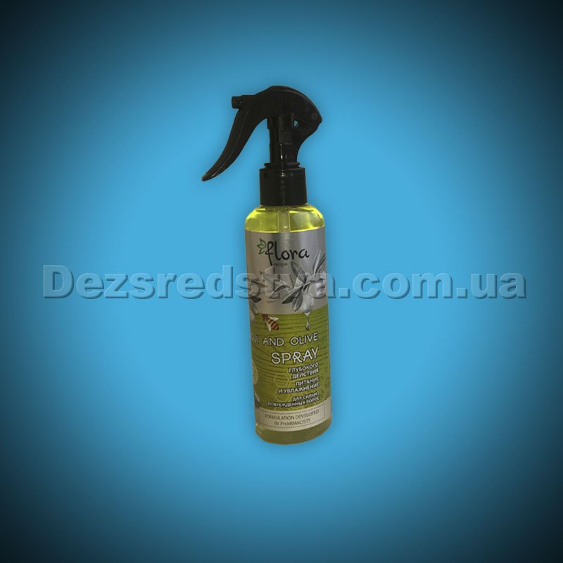Шампунь для сильно пошкодженого волосся Flora Recipe, 500 мл