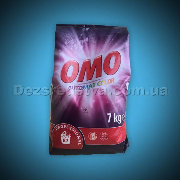 OMO automat color(стиральный порошок для цветного), 7кг