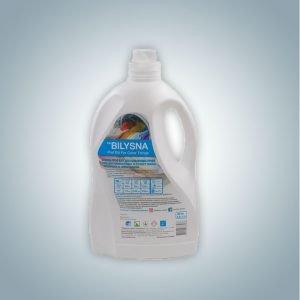 Рідкий пральний порошок «Білизна проф еліт для кольорових речей» 5.5 л