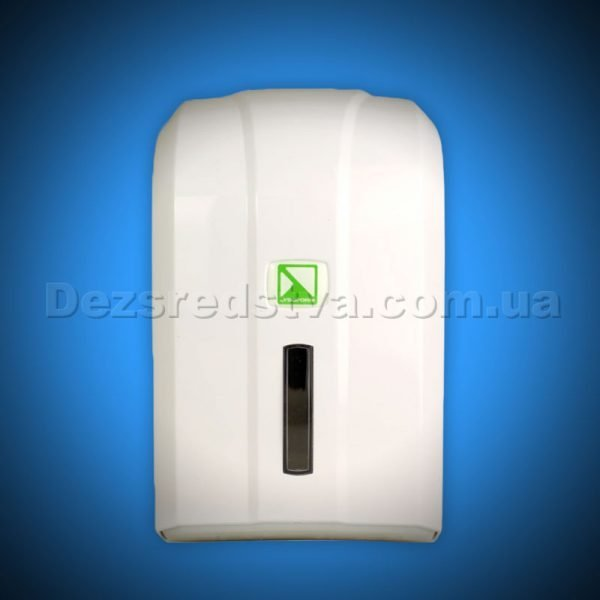 Диспенсер для туалетного паперу Z-типу зі стартовою упаковкою паперу