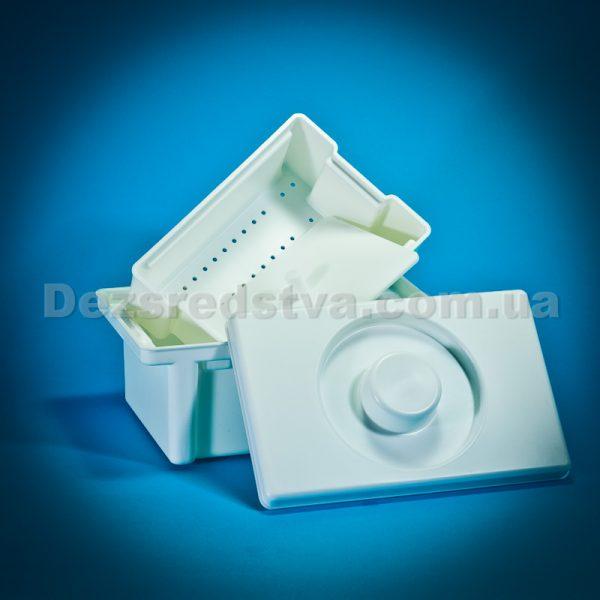 Ємність, контейнер для дезінфекції ЕДПО, 1л