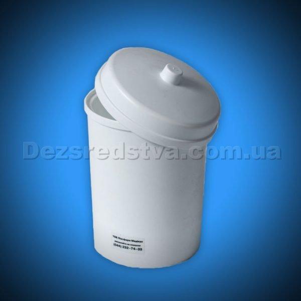 Ємність, стакан для дезінфекції термометрів